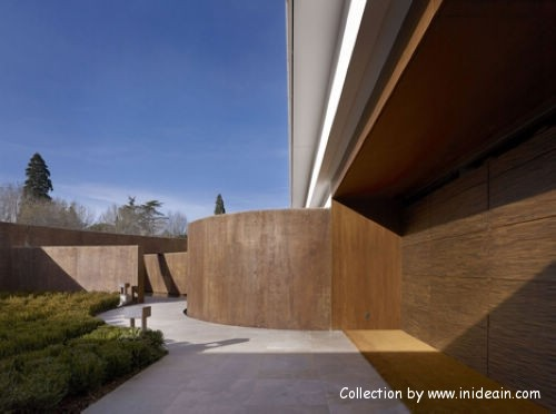 The house is Spanish architect DAHL&GHG design  (4)