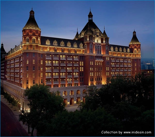 天津Ritz-Carlton大酒店 (1)